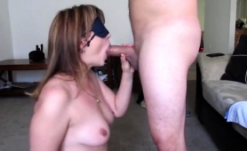 blindfolded-milf-offers-her-hung-lover-a-wonderful-blowjob