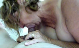 buxom-blonde-granny-sucks-a-cock-and-takes-a-mouthful-of-cum