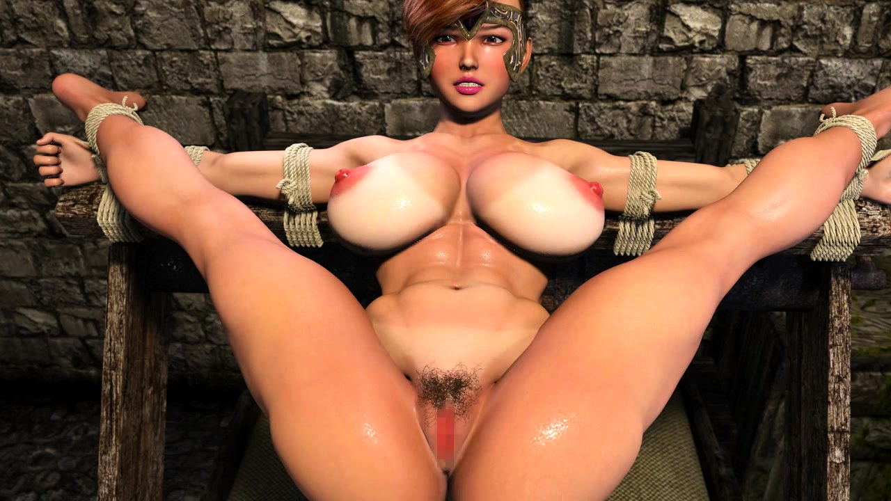3D Hd Porn Videos voluptuous 3d beauty gets her squirting pussy drilled deep
