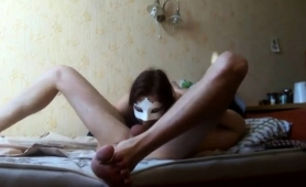 masked-russian-babe-receives-every-inch-of-dick-up-her-ass