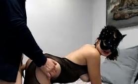masked-amateur-lovers-indulge-in-hot-sex-action-on-webcam