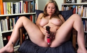 voluptuous-blonde-milf-fucks-her-aching-peach-with-a-dildo