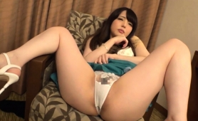 Gorgeous Japanese Babe With Small Tits Needs To Be Pleased